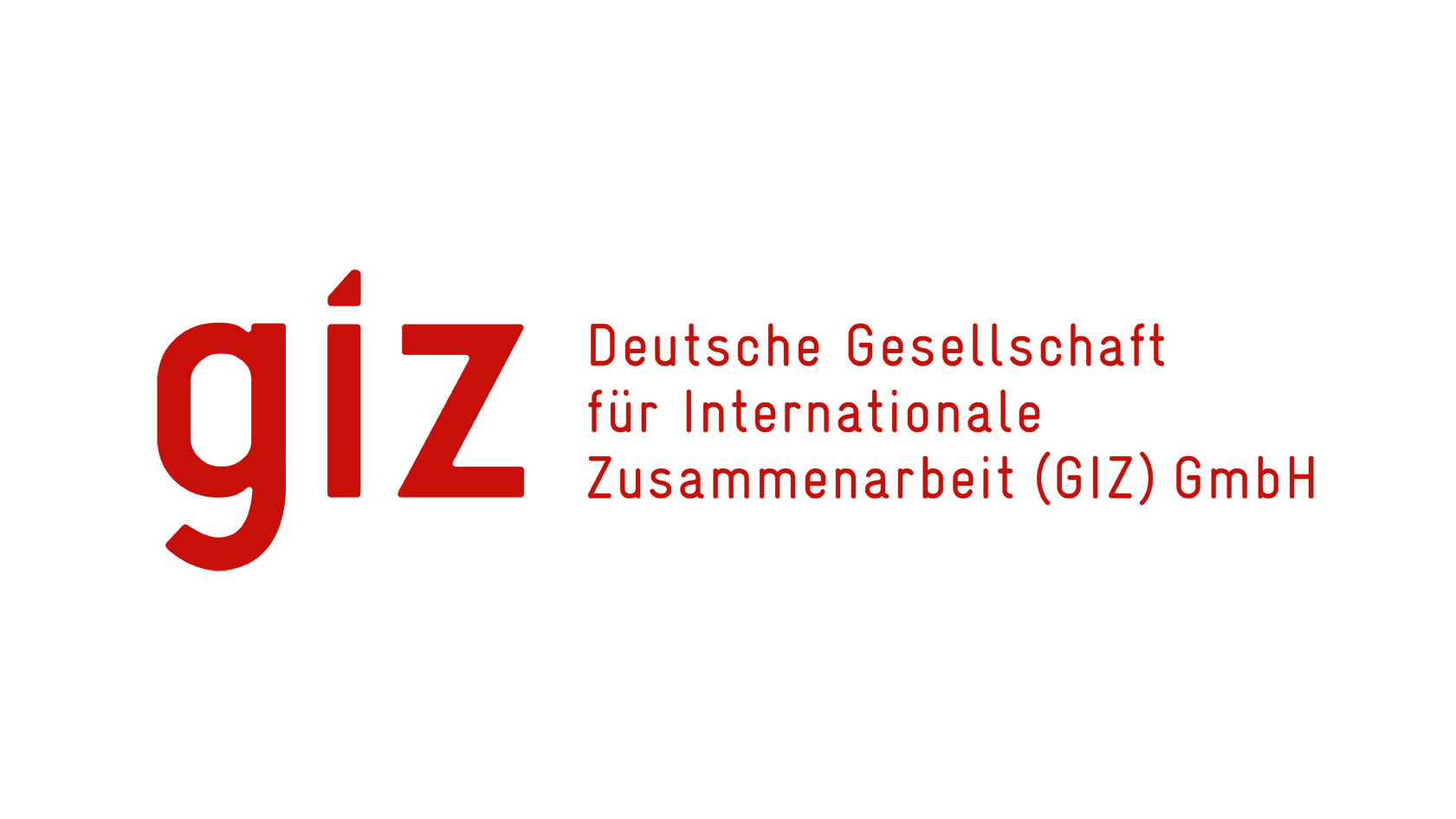 Logo: Deutsche Gesellschaft für Internationale Zusammenarbeit (GIZ)