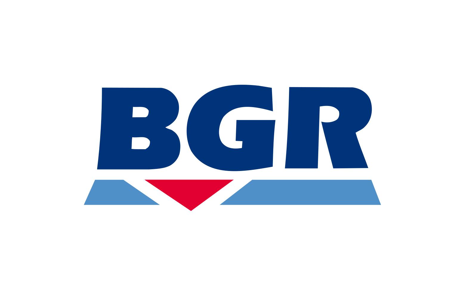 Logo: Bundesanstalt für Geowissenschaften und Rohstoffe (BGR)