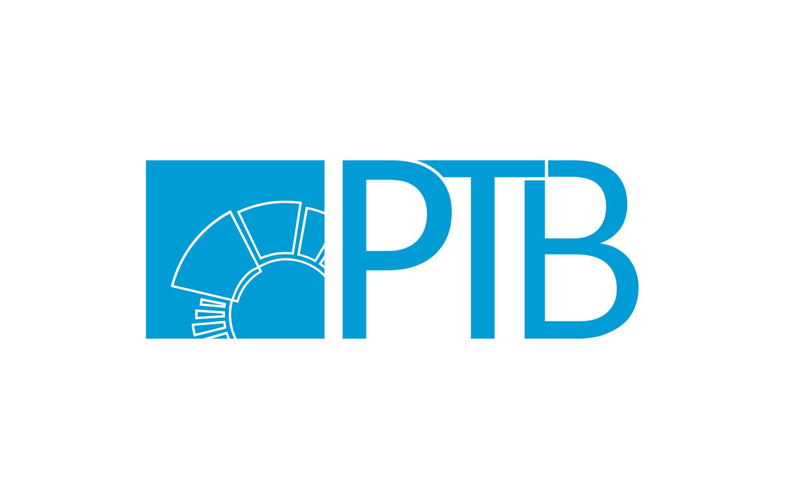 Logo:Physikalisch-Technische Bundesanstalt (PTB)