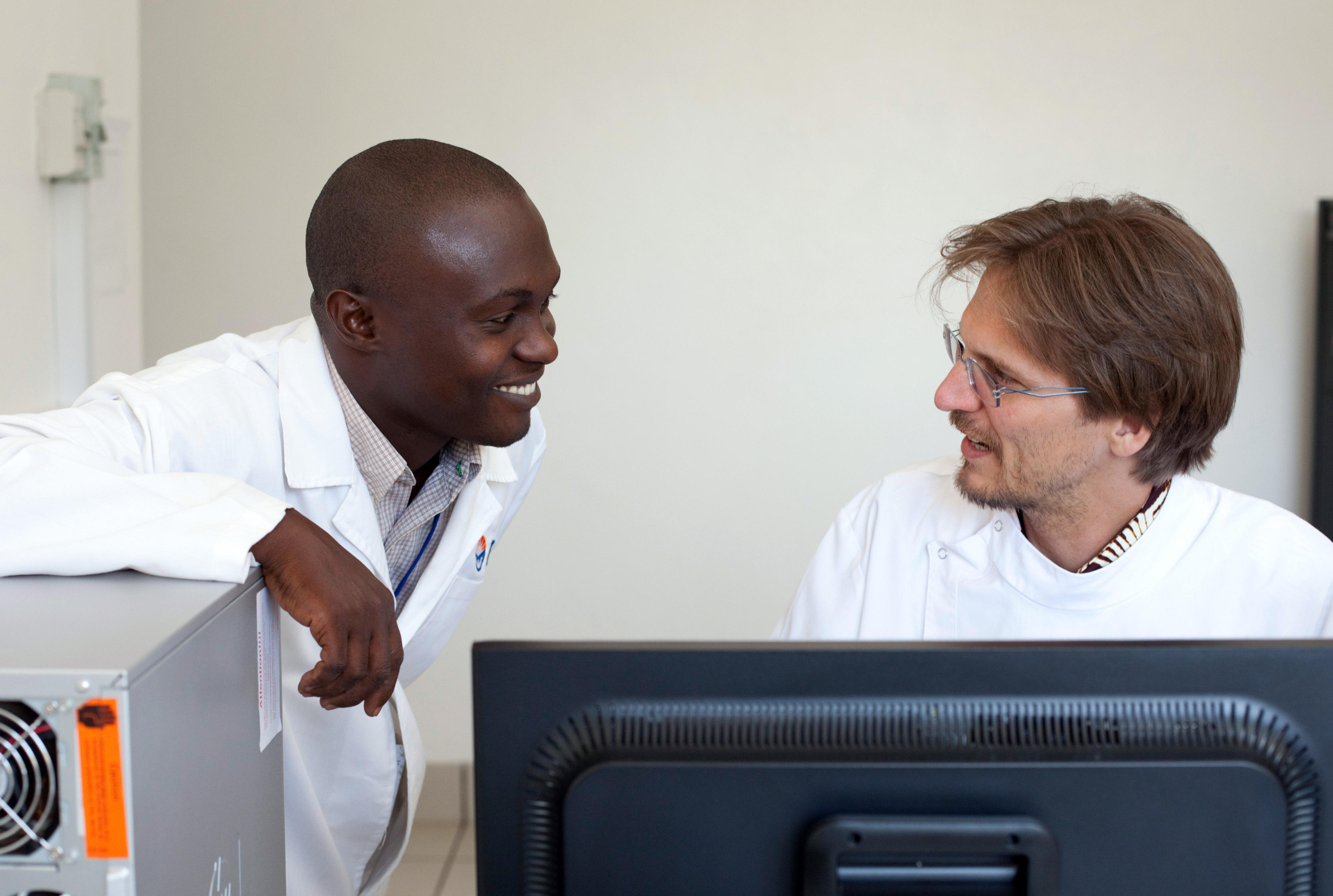 Internationale Zusammenarbeit von Wissenschaftlern auf dem Gebiet der Virenforschung, gefördert durch die deutsche Entwicklungszusammenarbeit, Nairobi, Kenia