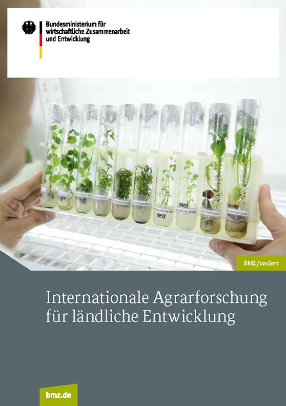 Internationale Agrarforschung für ländliche Entwicklung