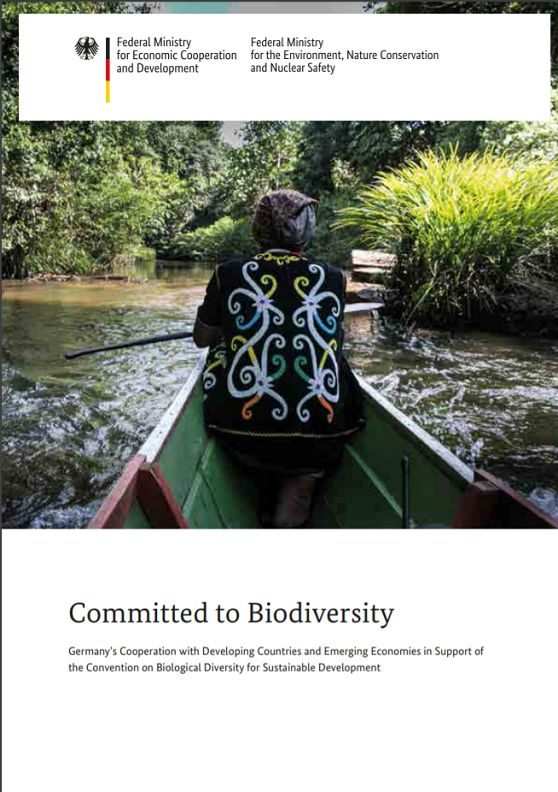 Committed to Biodiversity