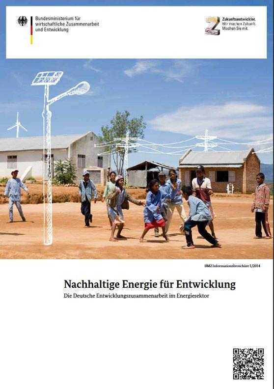 Nachhaltige Energie für Entwicklung