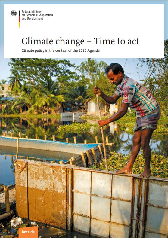 Climate change – Time to act