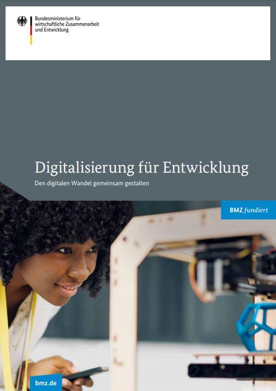 Digitalisierung für Entwicklung