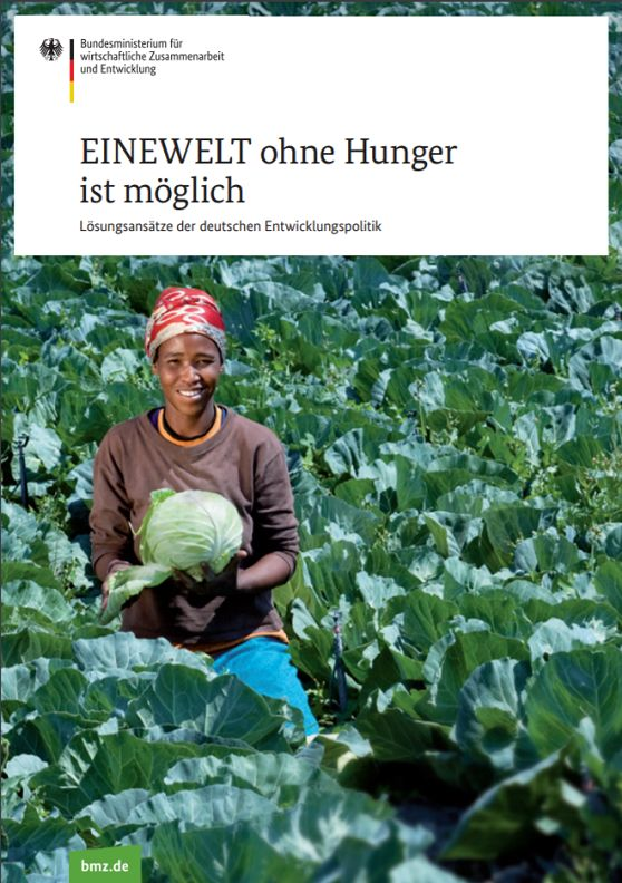 EINEWELT ohne Hunger ist möglich