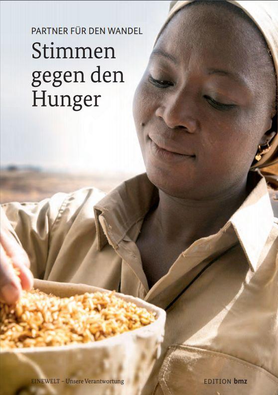 Partner für den Wandel - Stimmen gegen den Hunger
