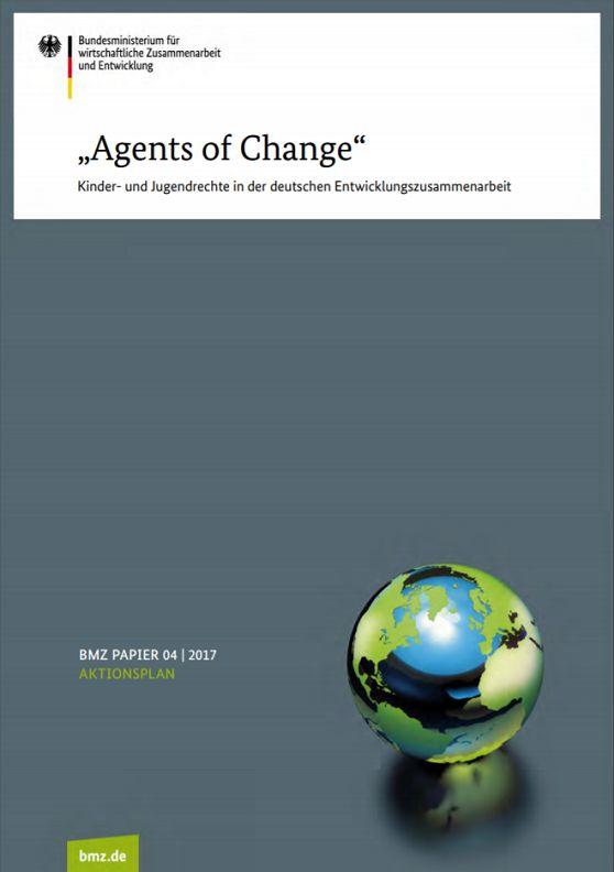 Agents of Change - Kinder- und Jugendrechte in der deutschen Entwicklungszusammenarbeit