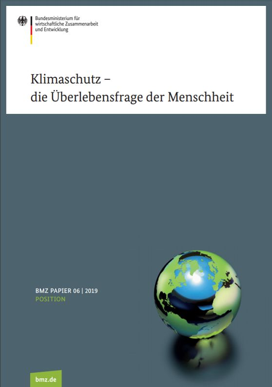 Klimaschutz – die Überlebensfrage der Menschheit