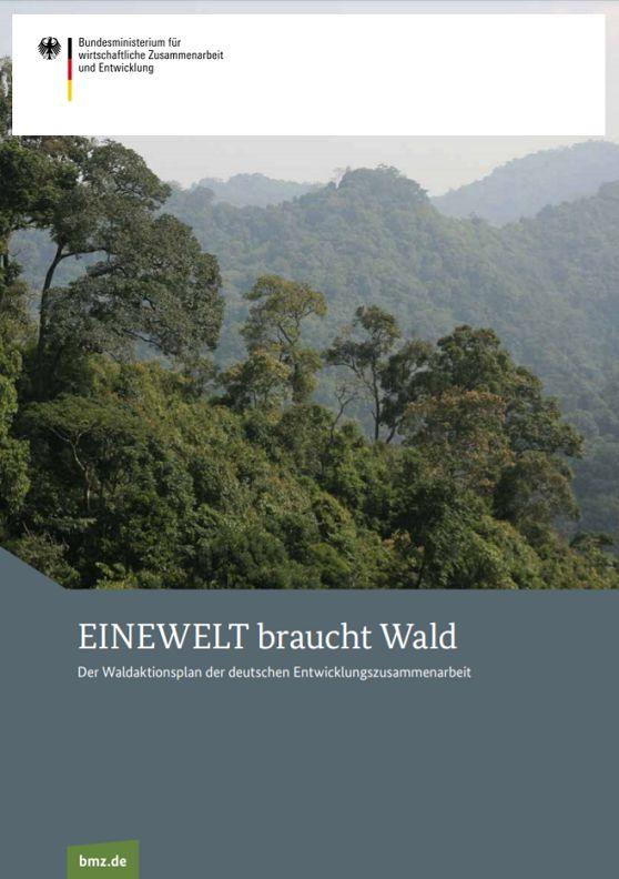 EINEWELT braucht Wald