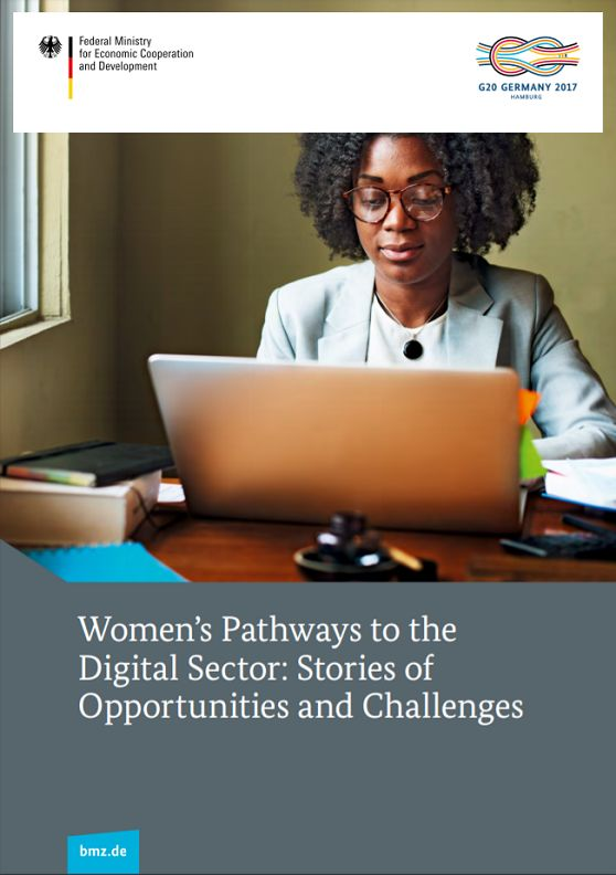 Women's Pathways to the Digital Sector: Stories of Opportunities and Challenges