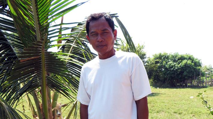 Sok Soeung aus Kok Lvea in Kambodscha