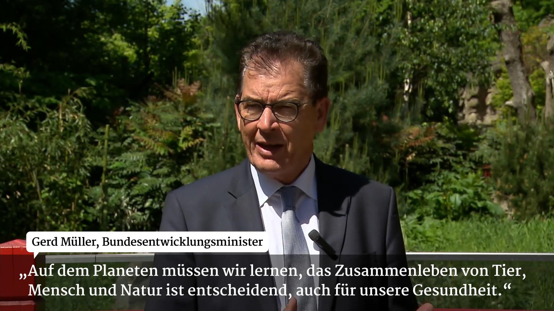 Standbild aus dem RTL-Video vom 22.05.2020
