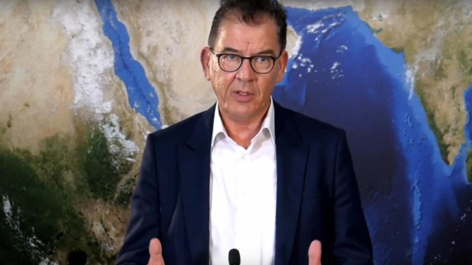 "Standbild aus dem Video ""Poliofreies Afrika"""