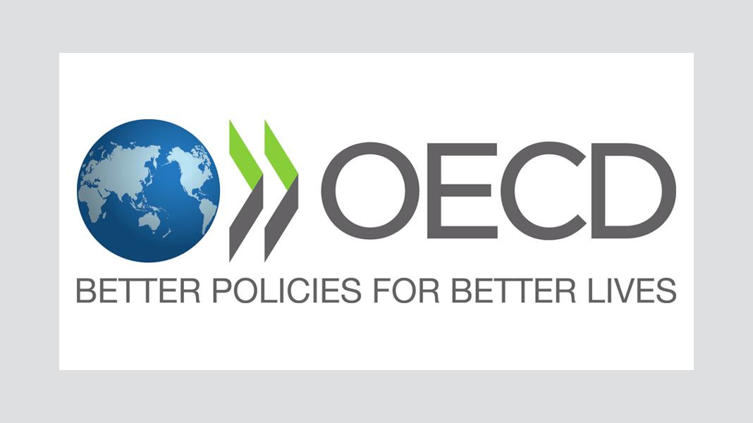 Logo der Organisatin für wirtschaftliche Zusammenarbeit und Entwicklung (OECD)
