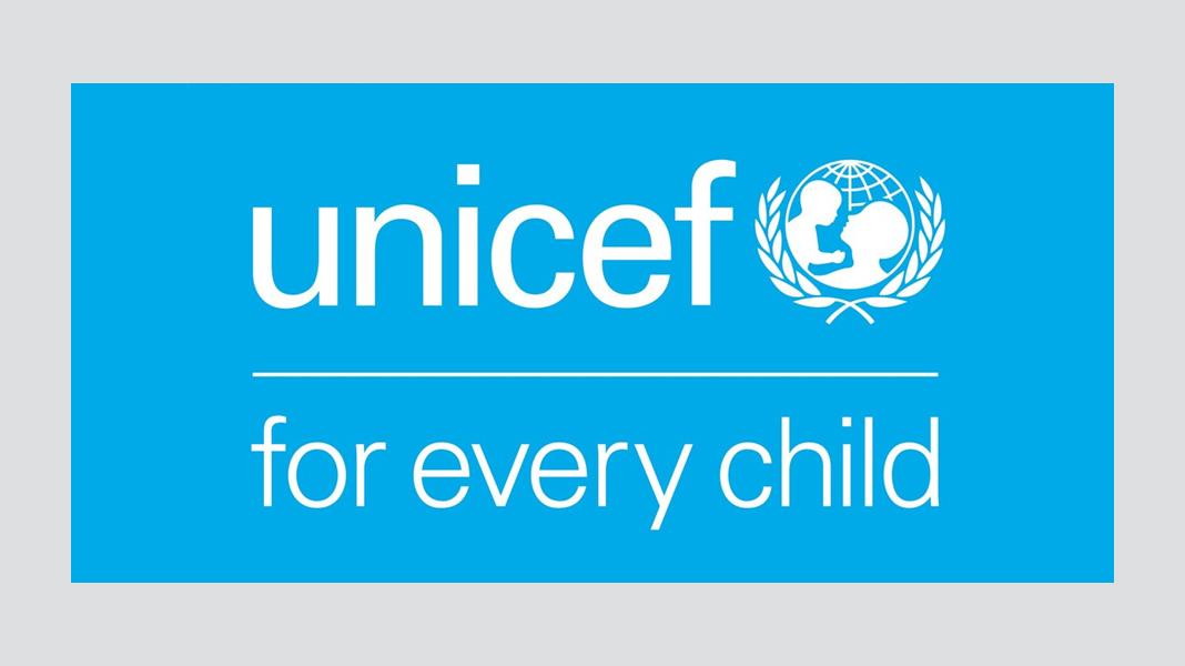 Logo des Kinderhilfswerks der Vereinten Nationen (UNICEF)
