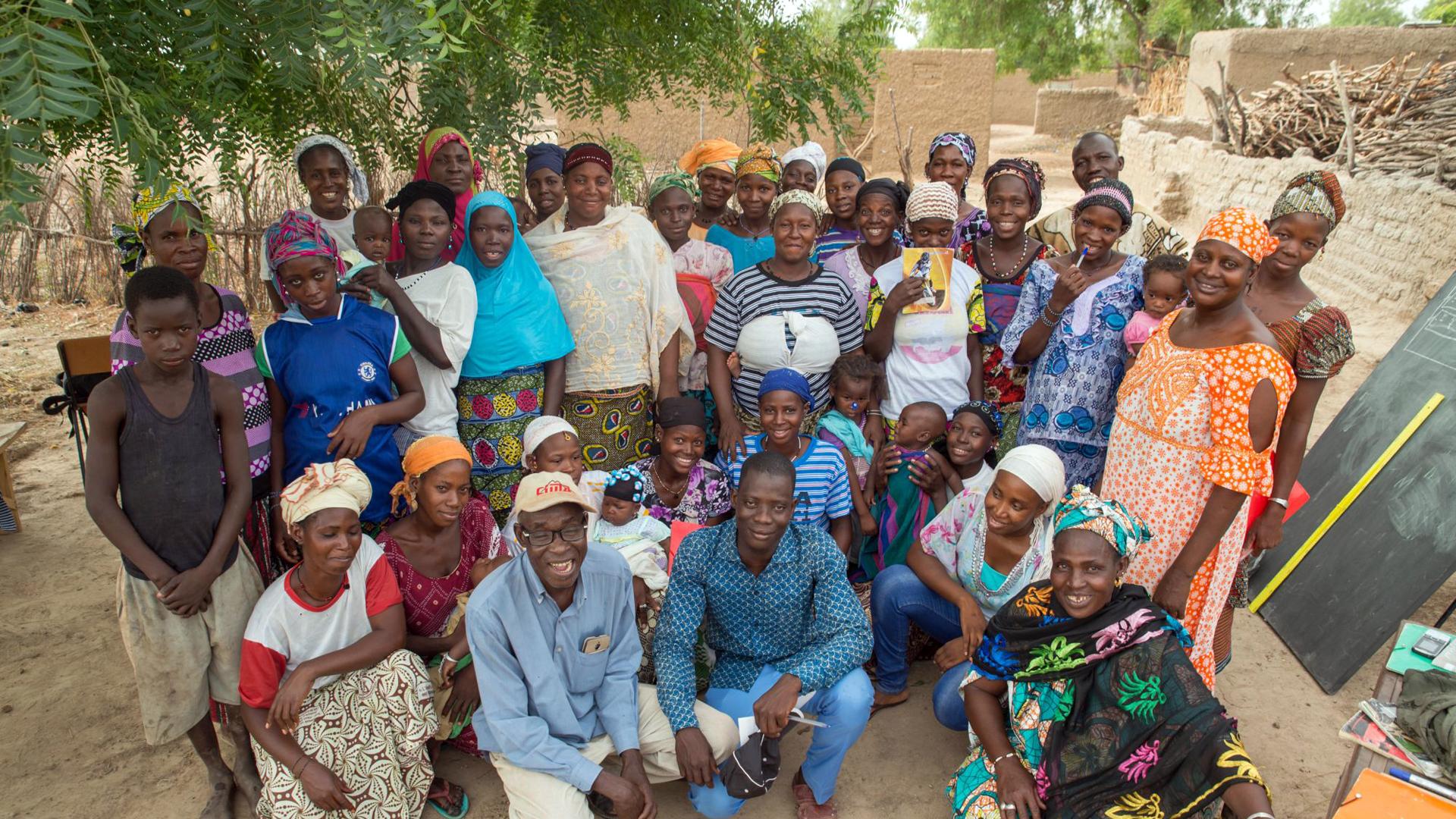 Kleinbäuerinnen und Kleinbauern in Burkina Faso