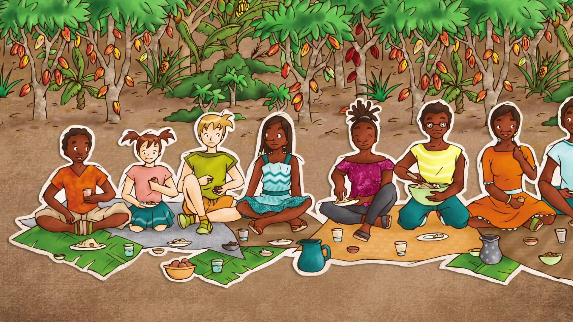 Eine Reise in die Welt des Kakaos