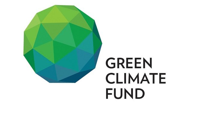Logo: Green Climate Fund