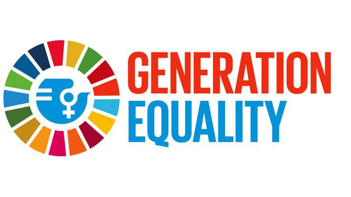 Logo zur Kampagne Generation Equality