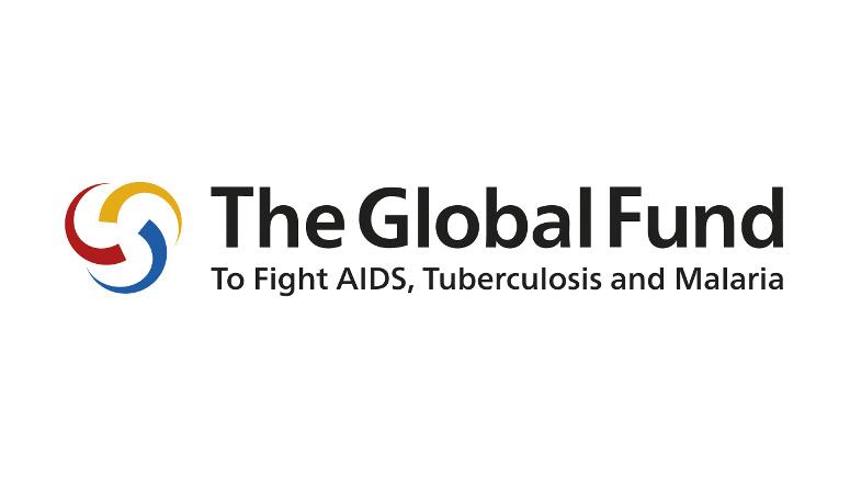 Logo: Globaler Fonds zur Bekämpfung von Aids, Tuberkulose und Malaria (GFATM)