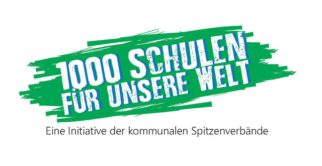 Logo: 1000 Schulen für unsere Welt