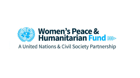 Logo: Women's Peace & Humanitarian Fund (WPHF)