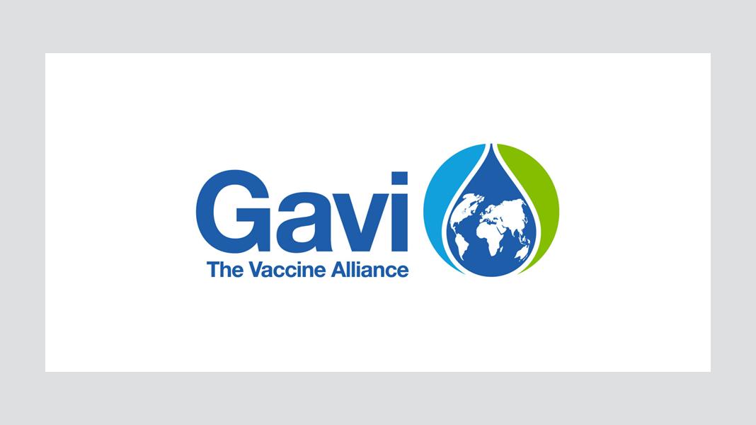 Logo: Gavi The Vaccine Alliance