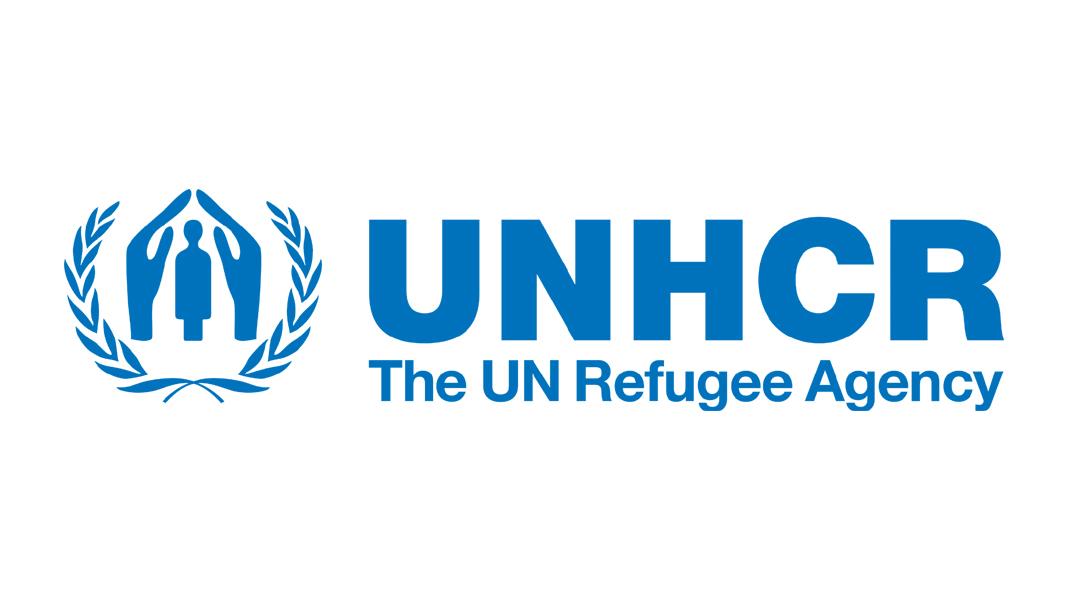 Logo: UNHCR The UN Refugee Agency