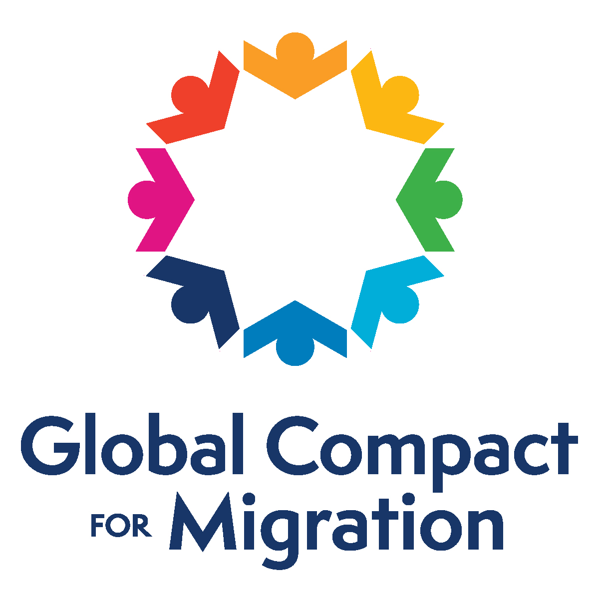 Logo: Global Compact for Migration