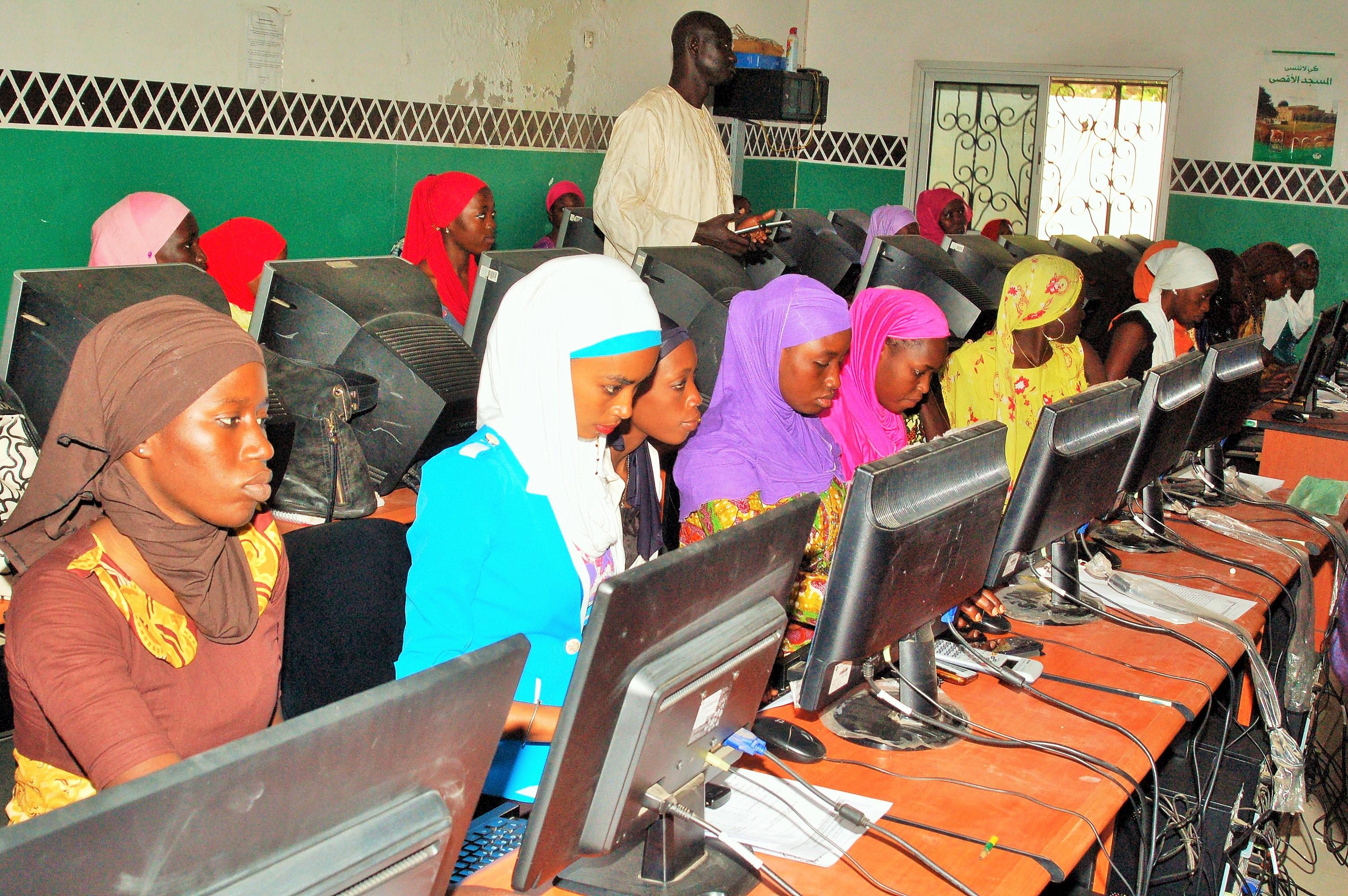 Weiterbildungszentrum Al Azhar Excellence Centre in Mbao, Senegal