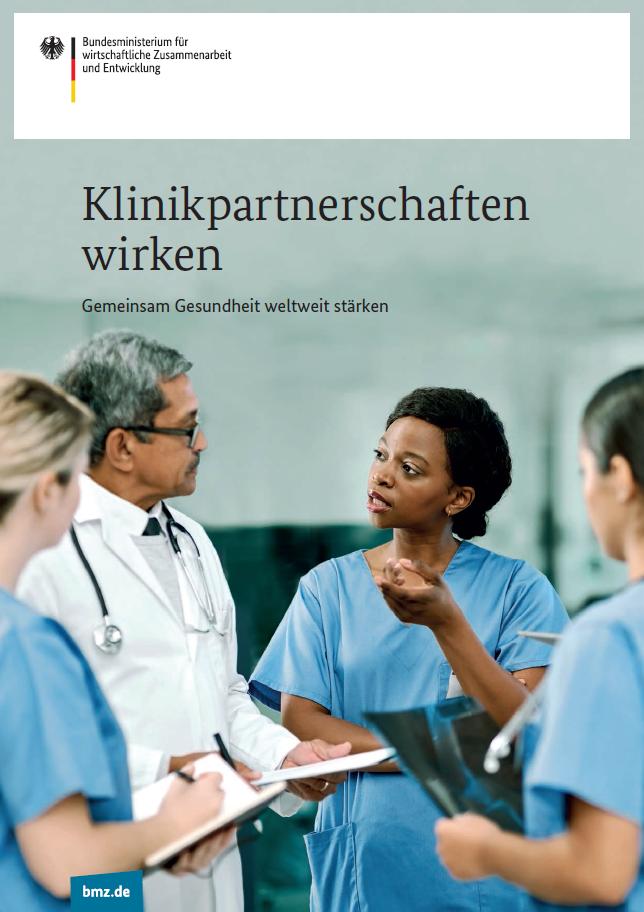 Titelblatt: Klinikpartnerschaften wirken