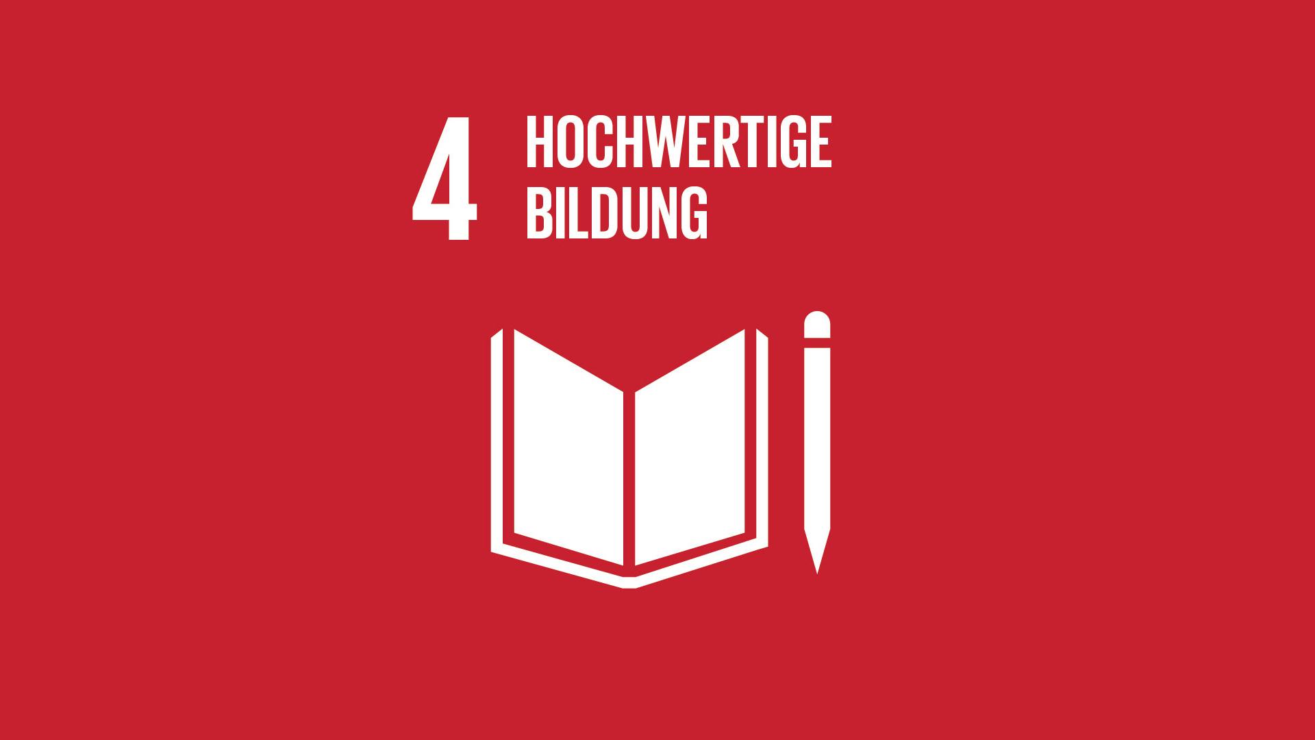 SDG 4: Hochwertige Bildung