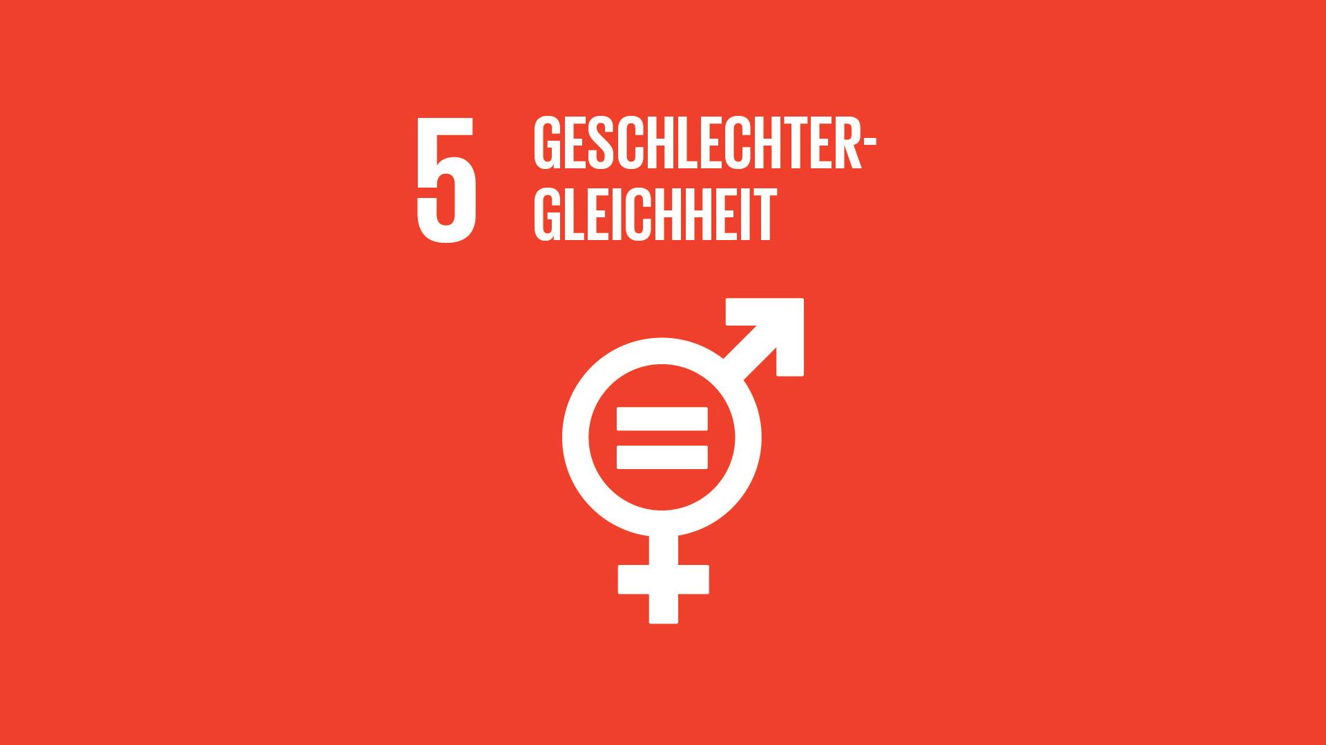 SDG 5: Geschlechtergleichheit