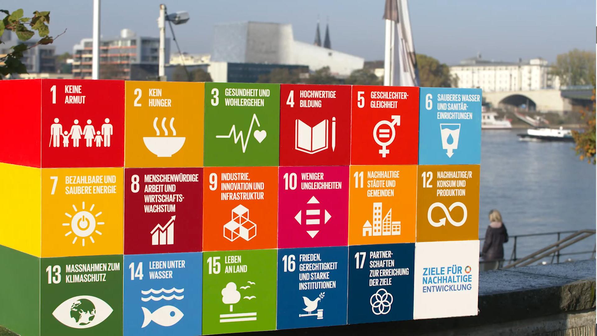 Standbild aus dem Video zur Bonner Nachhaltigkeitsstrategie