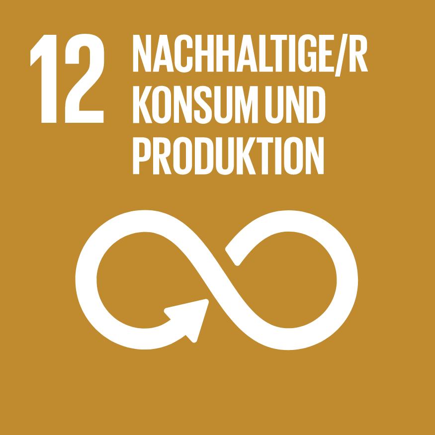 SDG 12: Nachhaltiger Konsum und Produktion