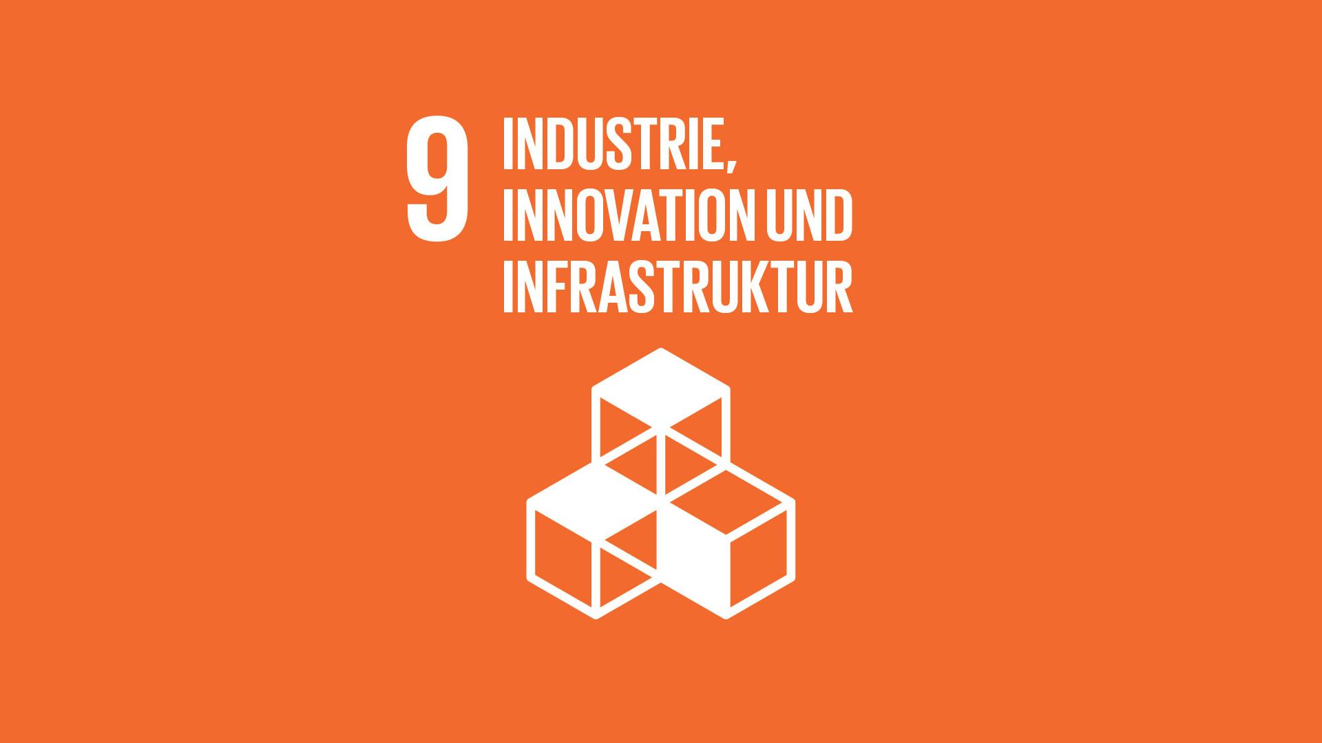 SDG 9: Industrie, Innovation und Infrastruktur
