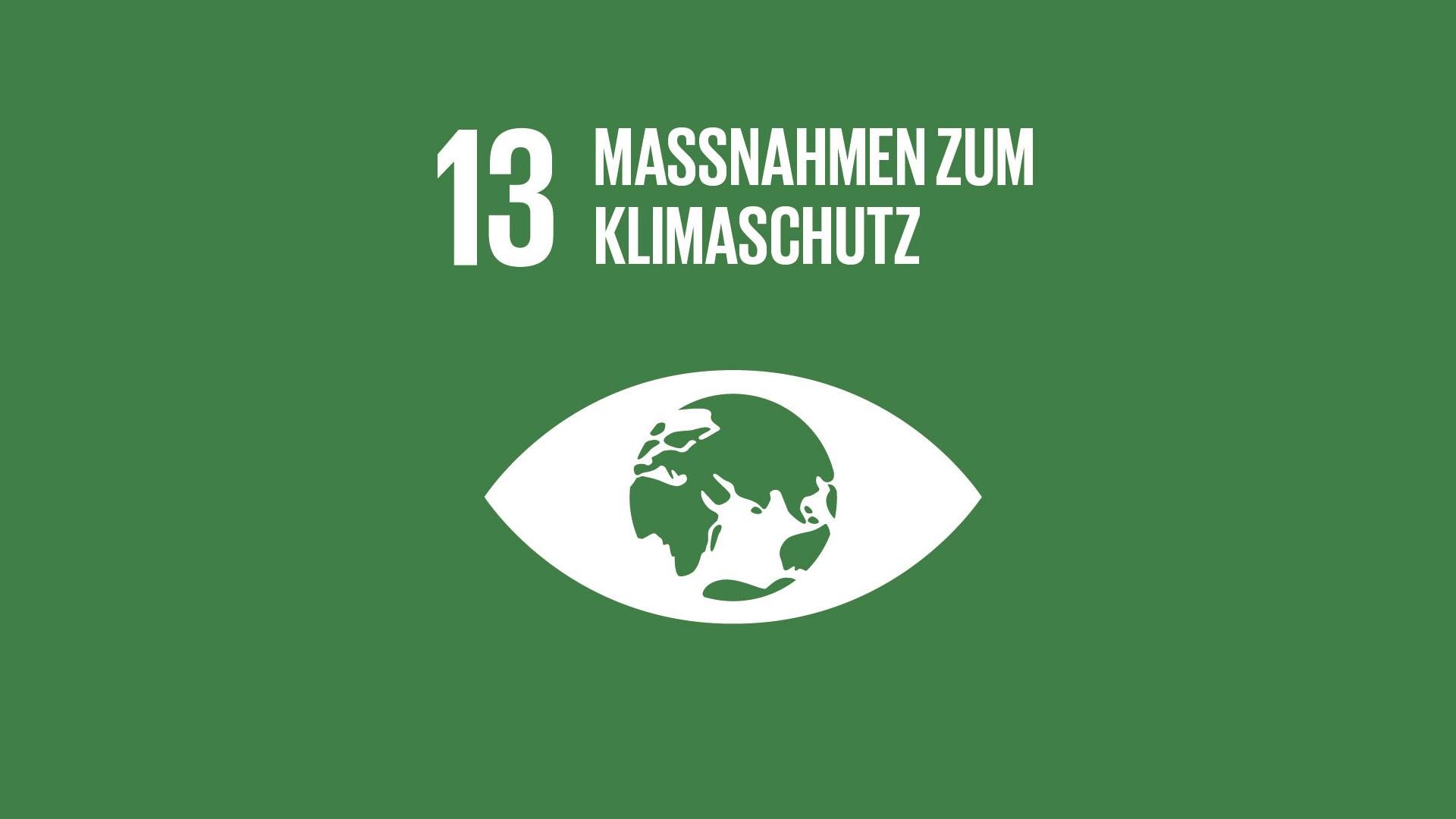 SDG 13: Maßnahmen zum Klimaschutz