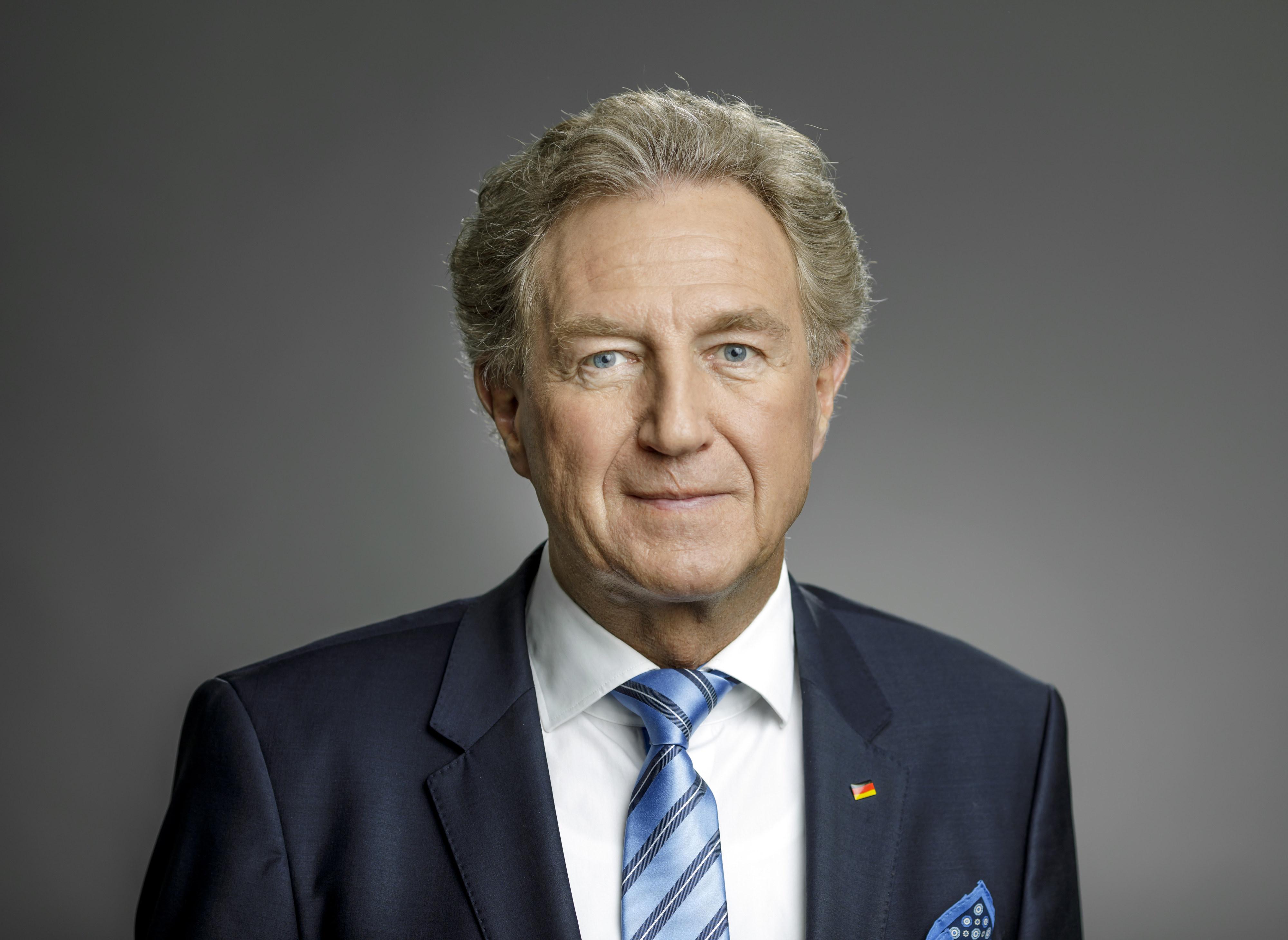 Norbert Barthle, Parlamentarischer Staatssekretär beim Bundesminister für wirtschaftliche Zusammenarbeit und Entwicklung
