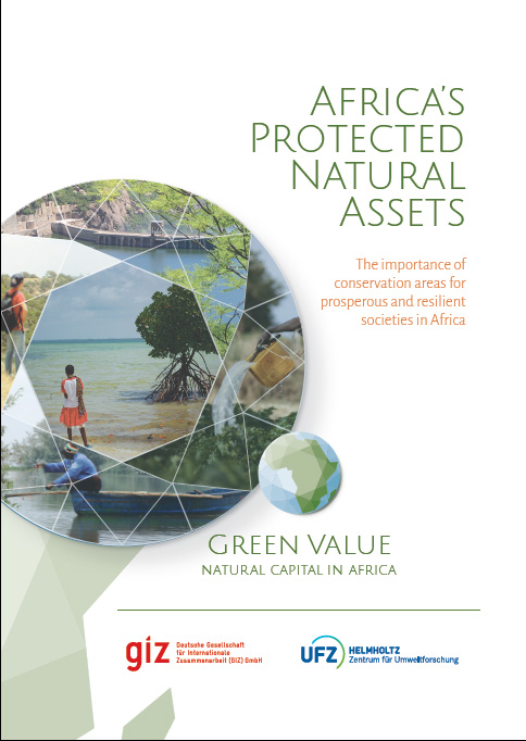 Cover: Africa's protected natural assets