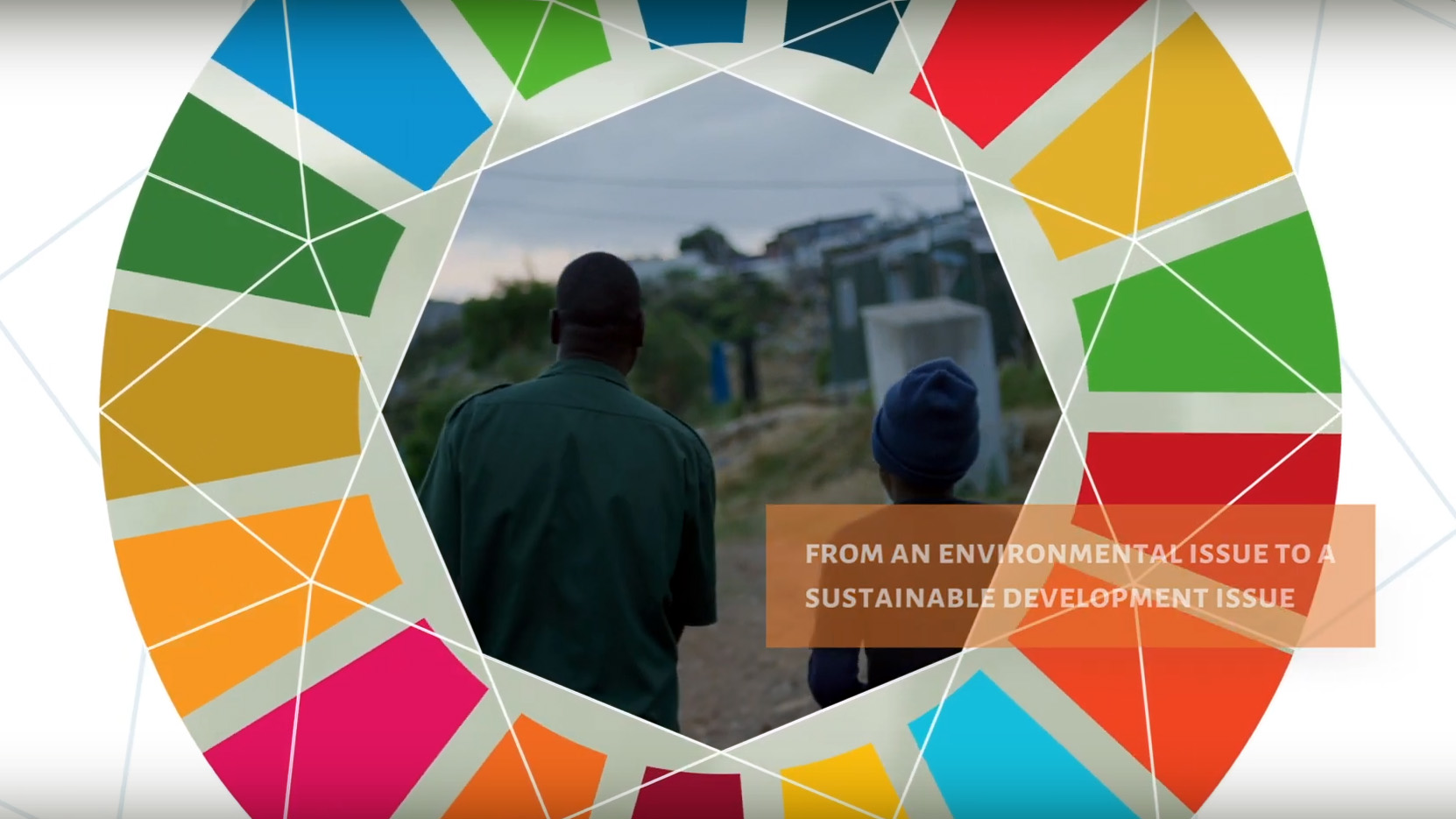 """Still from the video """"The value of nature in Africa"""""""