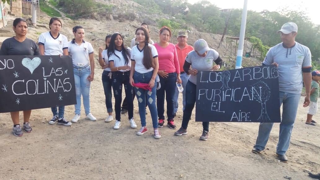 Wächterinnen der Hügel inSan Pablo, Ecuador